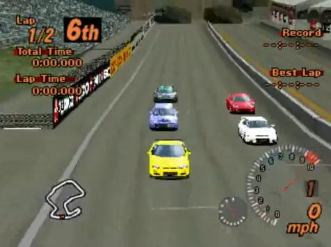 Gran Turismo 2 Simulation Psx Iso Download